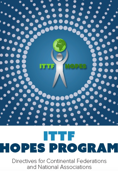 ITTF Hopes Program – Directives