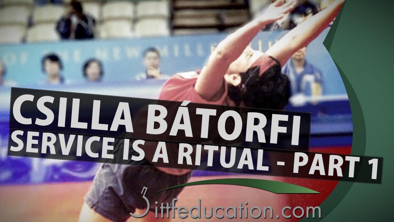 Csilla Bátorfi Service is A Ritual, Part 1-3