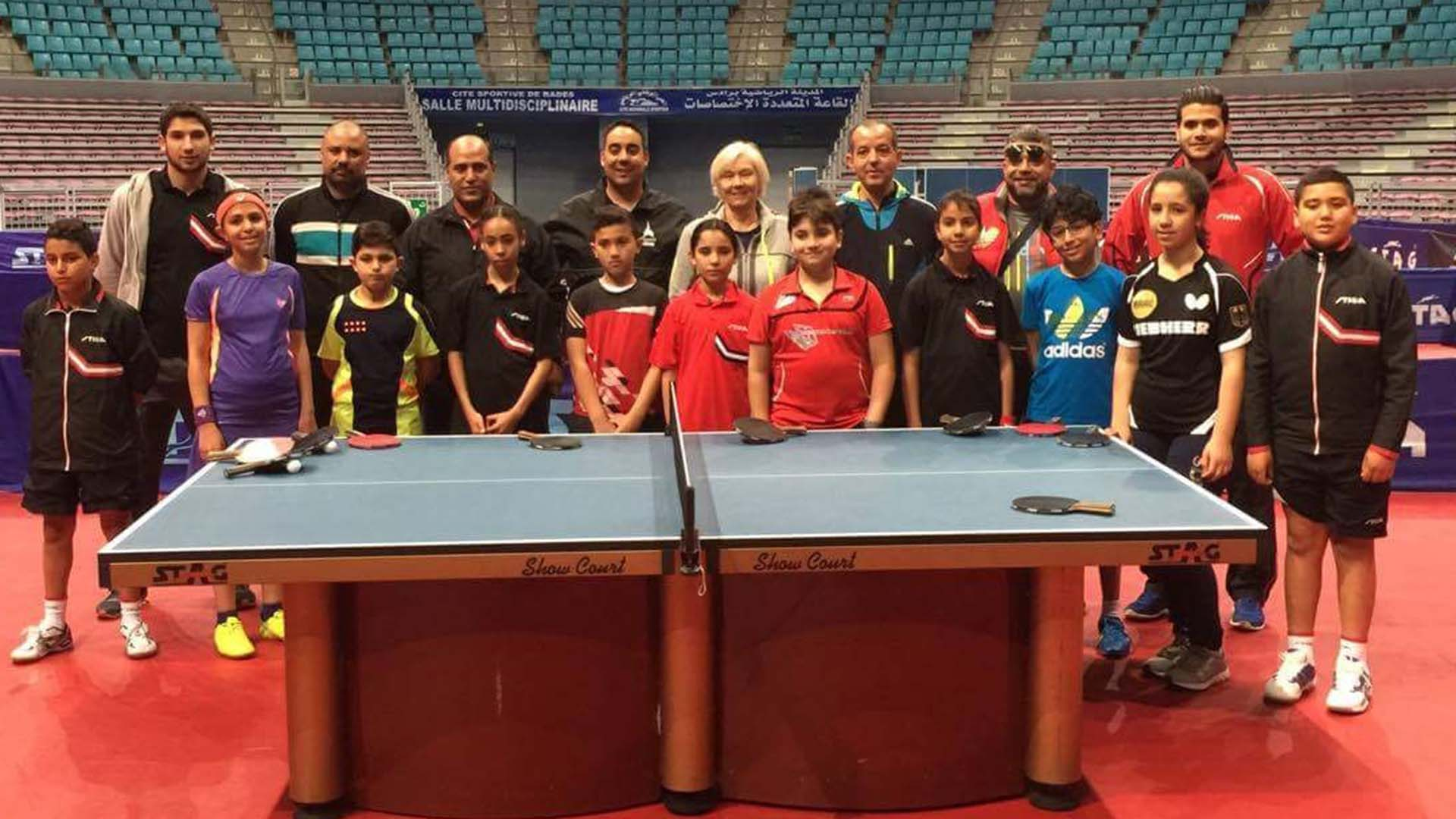 2017 ITTF-Africa Hopes Week and Challenge