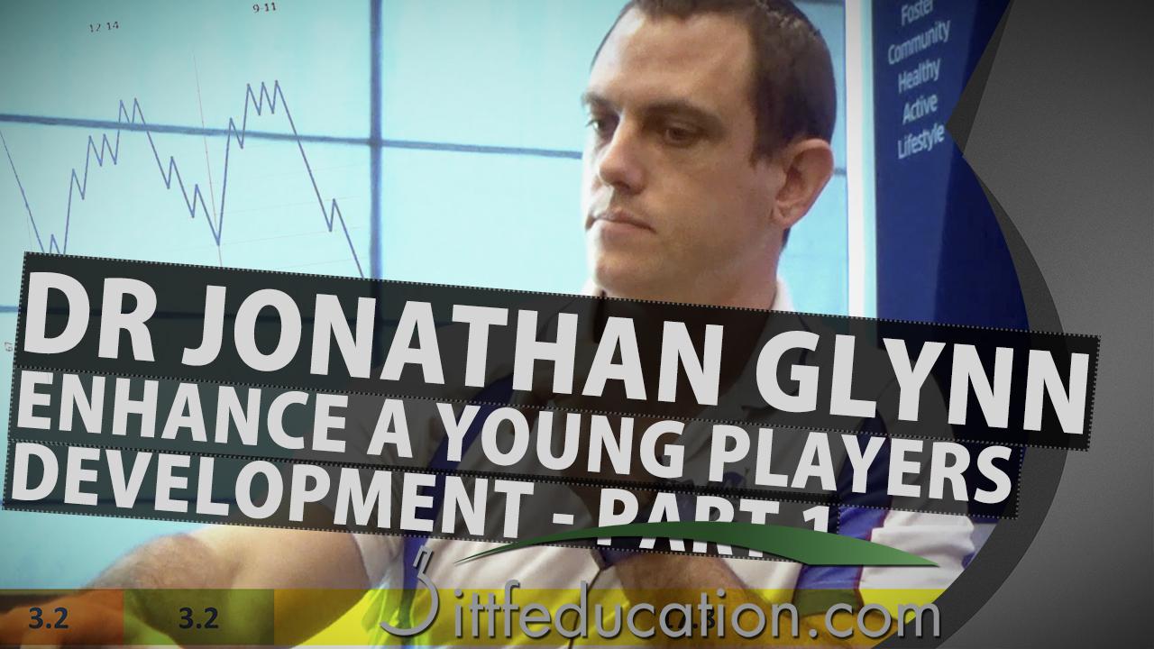 Dr Jonathan Glynn Enhance A Young Players Development, Part 1-2