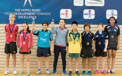 Medals day at the 2017 World Hopes Challenge