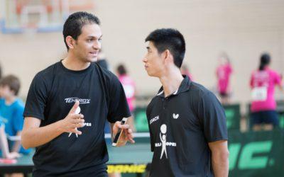 Hisham Ismail motivated, rewarding week in Luxembourg