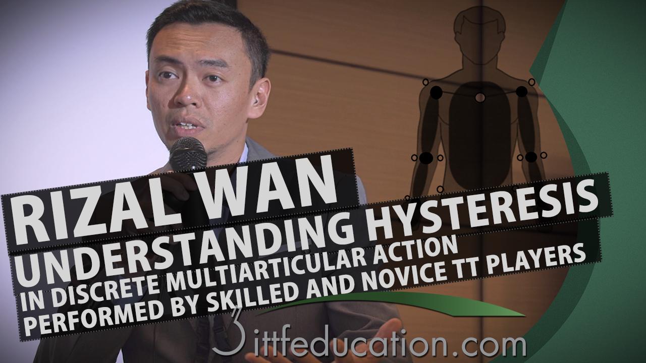 Rizal Wan – Understanding Hysteresis/Perturbation Induced Tasks