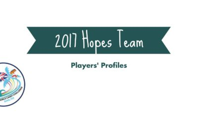 2017 Hopes Team Profiles