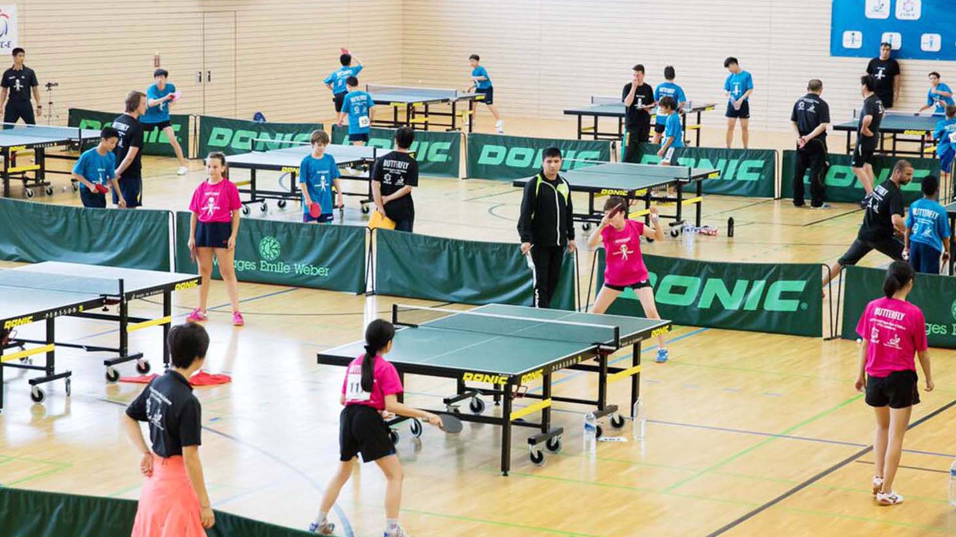 Bids open for 2019 ITTF World Hopes Week and Challenge