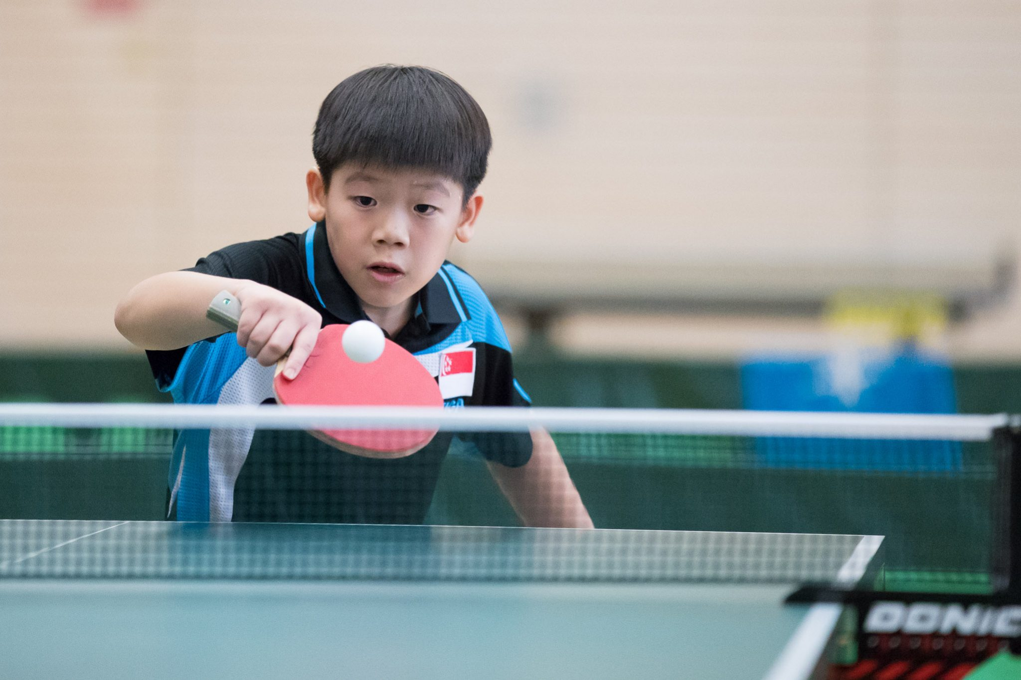 Selections named for ITTF World Hopes Week and Challenge