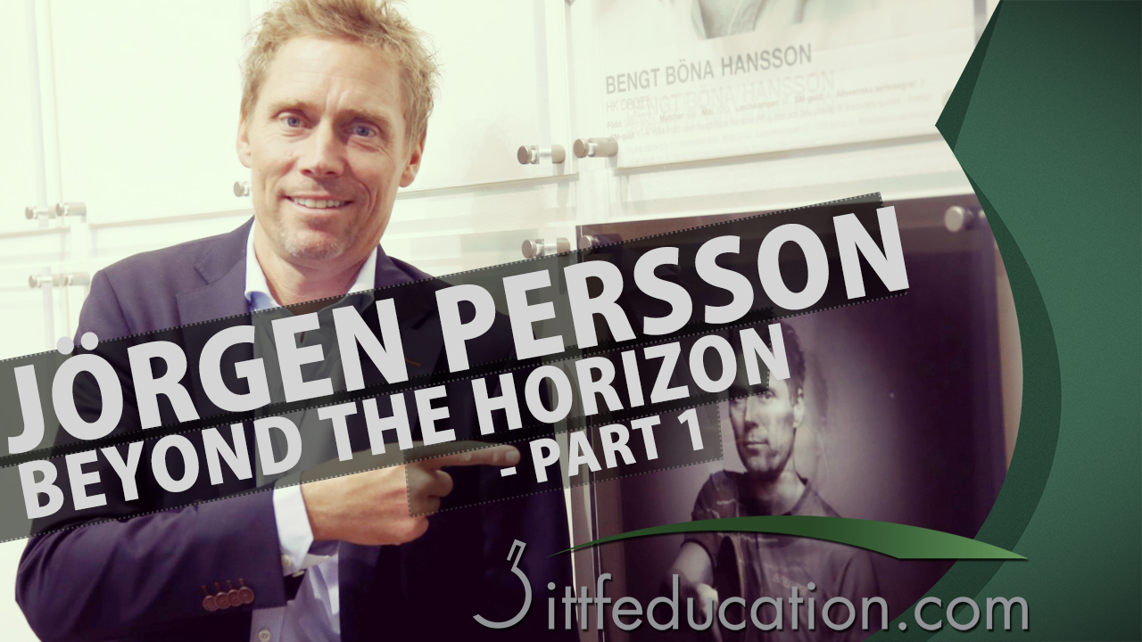 Jorgen Persson – Beyond The Horizon