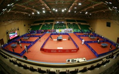 Oman to host 2019 ITTF World Hopes Week and Challenge