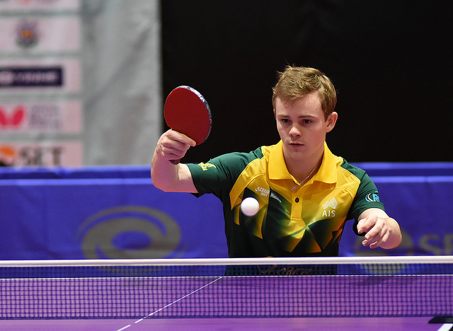 Meet the Youth Olympic Games athletes – Benjamin Gould (AUS)