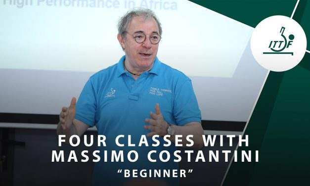 Four Classes with Massimo Costantini